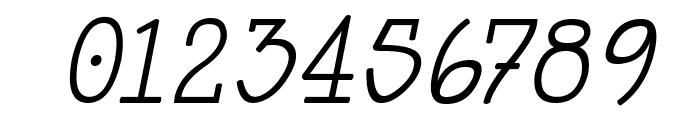 HappyPhantom Italic Font OTHER CHARS