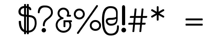 HappyPhantom Font OTHER CHARS
