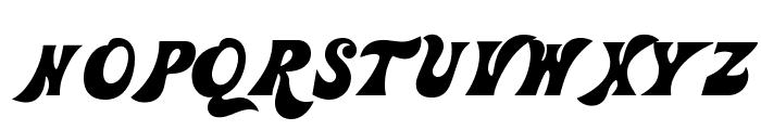 HappySidOpti-Regular Font UPPERCASE