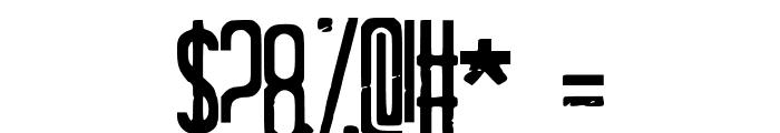 Hapuyalikethatbiko Font OTHER CHARS