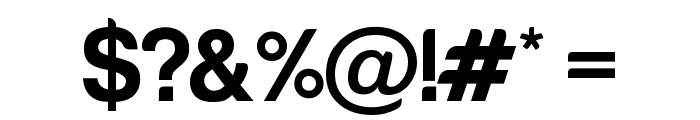 Harabara Font OTHER CHARS