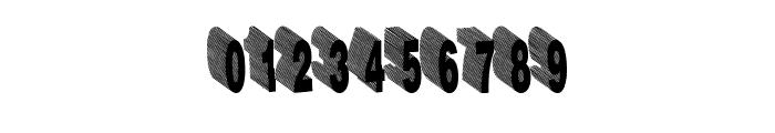HardLine Font OTHER CHARS