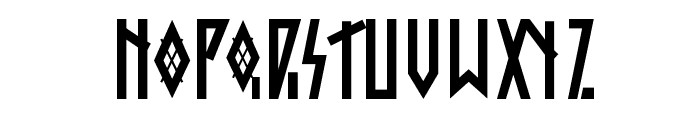 Hargita Font UPPERCASE