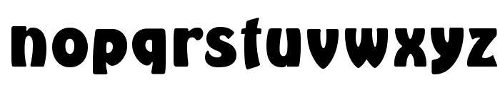 HarlequinExtraboldFLF Font LOWERCASE