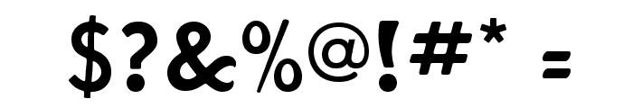 HarlequinFLF Font OTHER CHARS