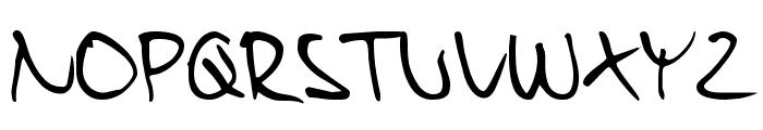 Harry Medium Font LOWERCASE