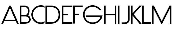 Hasteristico Bold Font UPPERCASE
