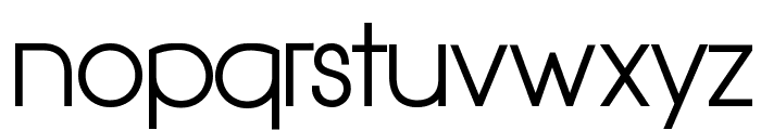 Hasteristico Bold Font LOWERCASE