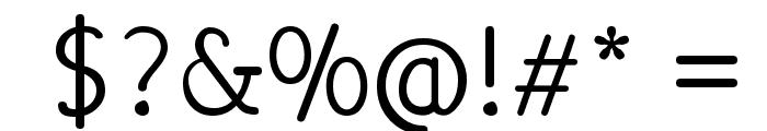 Hattha Font OTHER CHARS