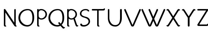 Hattha Font UPPERCASE
