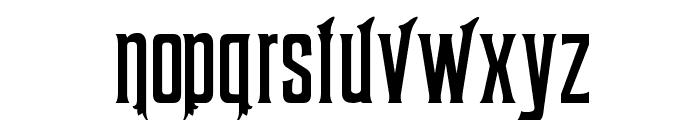 Haunted Mouse Alt Font LOWERCASE