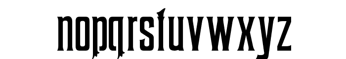 Haunted Mouse Font LOWERCASE