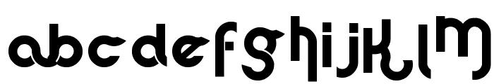 Haus Sweet Haus Font UPPERCASE