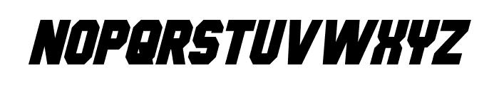 Hauser Condensed Italic Font LOWERCASE