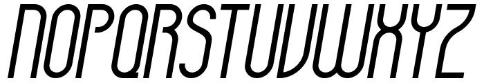 Havana Italic Font UPPERCASE