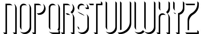 Havana Shadow Font UPPERCASE