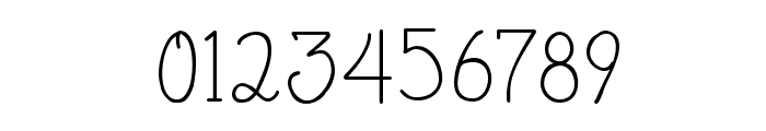 HavingWrit Font OTHER CHARS