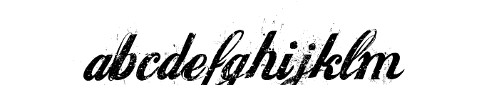 Hawaii Lover Font LOWERCASE