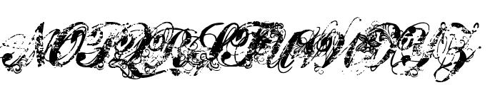 HawaiiKiller Font UPPERCASE