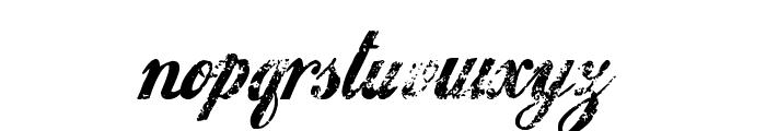 HawaiiKiller Font LOWERCASE