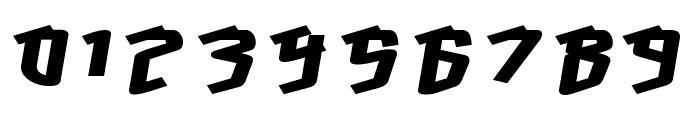 HawkeyeFront-Regular Font OTHER CHARS