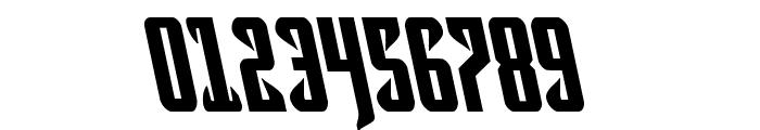 Hawkmoon Leftalic Font OTHER CHARS