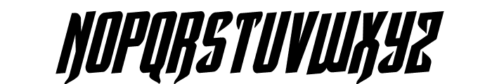 Hawkmoon Rotalic Font LOWERCASE