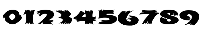 HayStackMF Wide Font OTHER CHARS