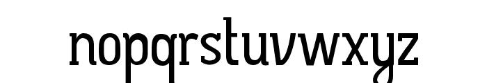 Hayyu Kaget Normal Font LOWERCASE