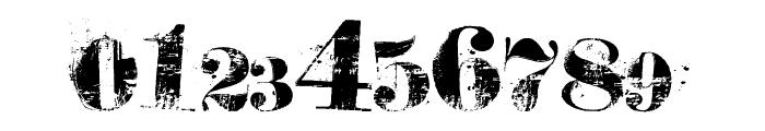 hardcorium Font OTHER CHARS