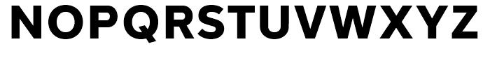 Halcom ExtraBold Font UPPERCASE
