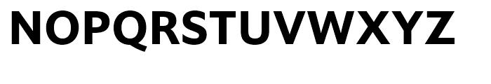 Halifax Bold Font UPPERCASE