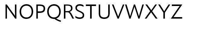 Halifax Light Font UPPERCASE