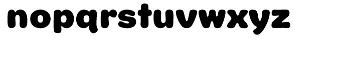 Hamburger Font BF Regular Font LOWERCASE