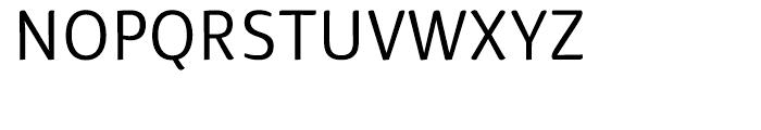 Haptic Semi Light Font UPPERCASE