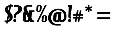 Hamburger Heaven NF Pro Regular Font OTHER CHARS