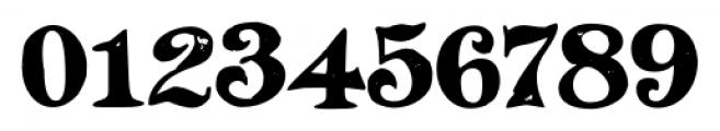 Hand Stamped JNL Regular Font OTHER CHARS