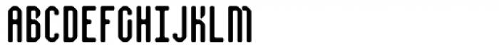 Habitual AOE Font UPPERCASE