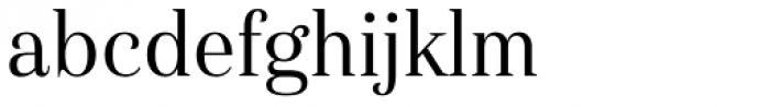 Haboro Con Regular Font LOWERCASE