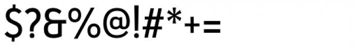 Haboro Sans Cond Medium Font OTHER CHARS