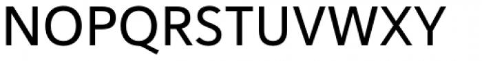 Haboro Sans Norm Medium Font UPPERCASE