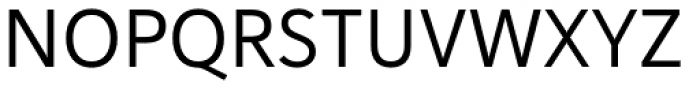 Haboro Sans Norm Regular Font UPPERCASE