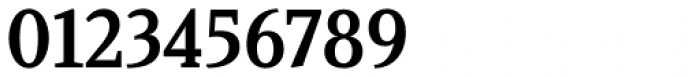Haboro Serif Condensed Bold Font OTHER CHARS