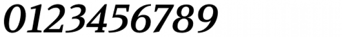 Haboro Serif Normal Bold Italic Font OTHER CHARS