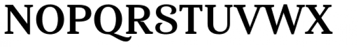 Haboro Serif Normal Bold Font UPPERCASE