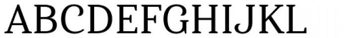 Haboro Serif Normal Medium Font UPPERCASE