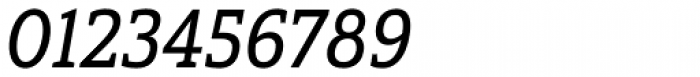 Haboro Slab Condensed Demi Italic Font OTHER CHARS