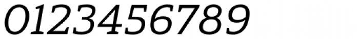 Haboro Slab Extended Medium Italic Font OTHER CHARS