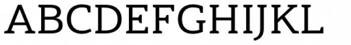 Haboro Slab Extended Medium Font UPPERCASE