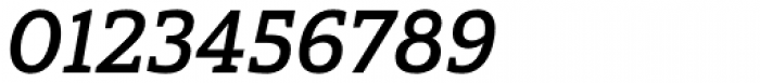 Haboro Slab Normal Bold Italic Font OTHER CHARS